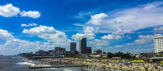 Private Jet Charter Atlantic City, NJ